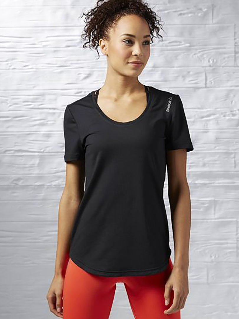 Camiseta Workout Ready - Reebok