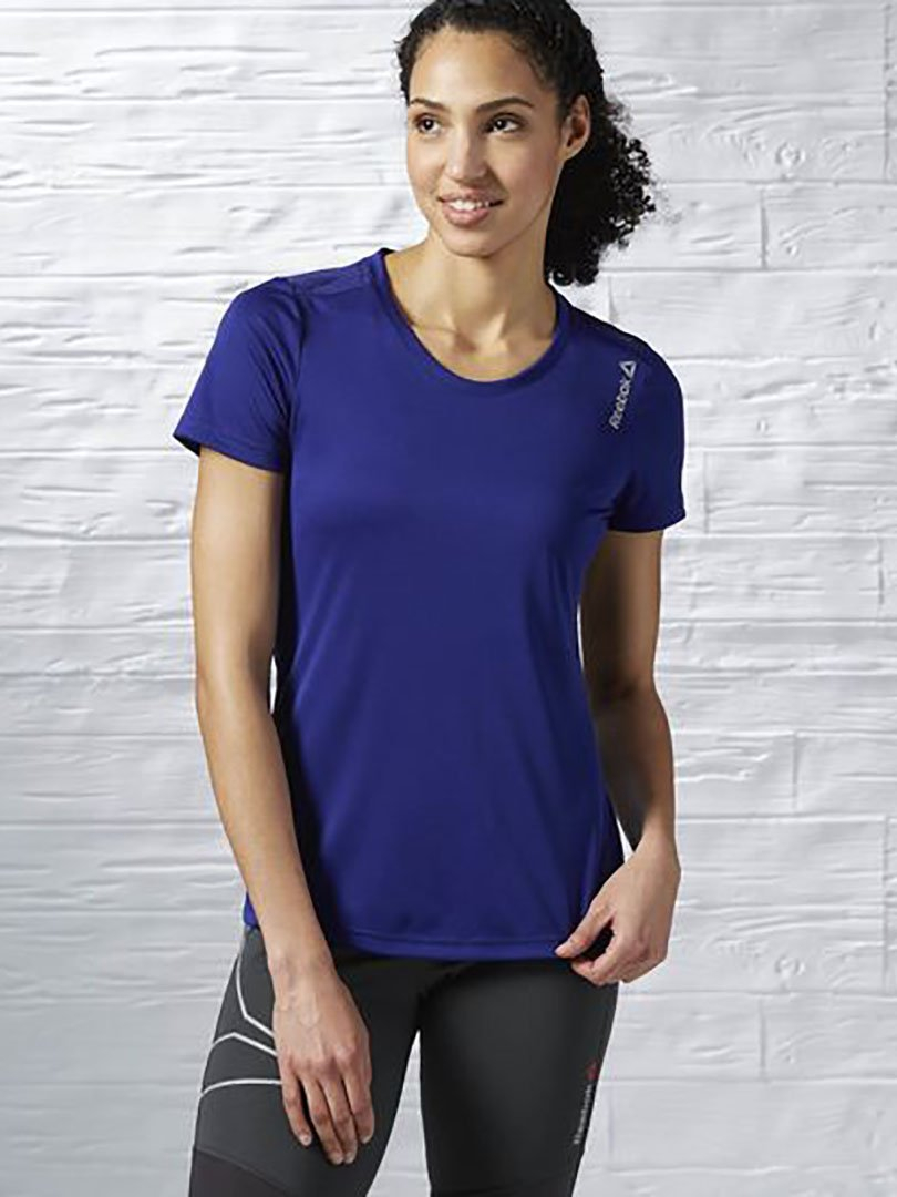 Camiseta Running Essentials Manga Curta - Reebok
