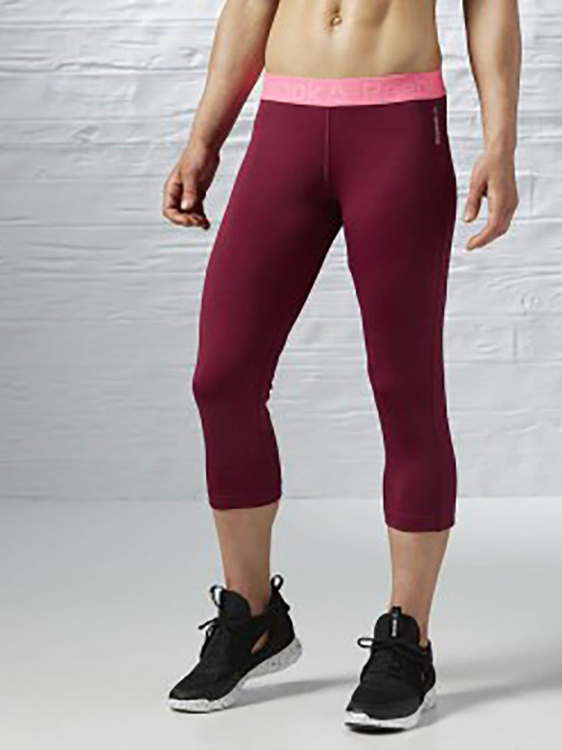 Calça Capri Workout Ready - Reebok