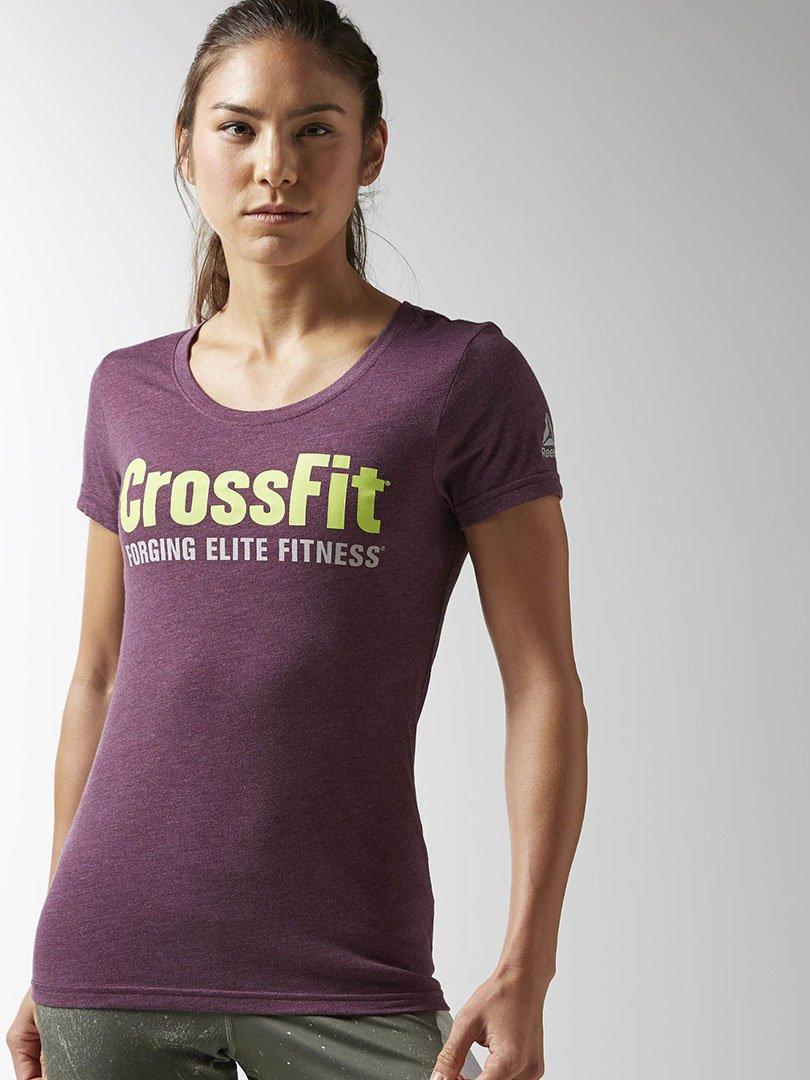 Camiseta Reebok CrossFit Forging Elite Fitness