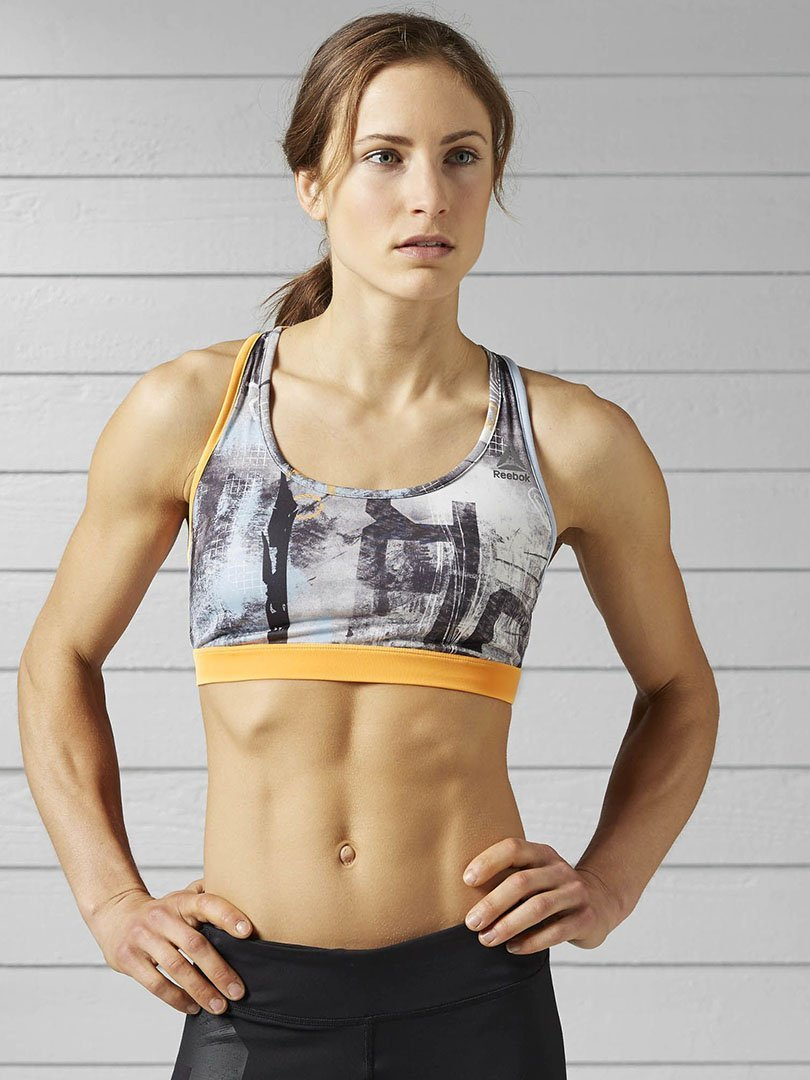 Top Spartan Race Sports Bra - Reebok