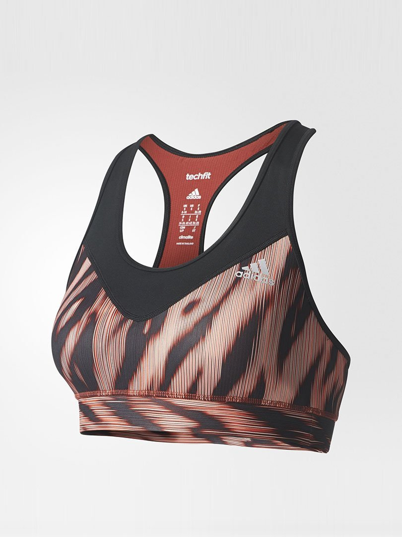 Top Estampado Techfit - Adidas