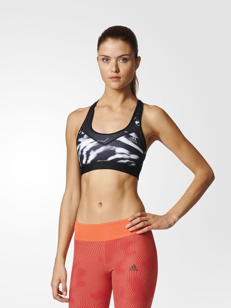 Top Bojo Estampado Techfit - Adidas