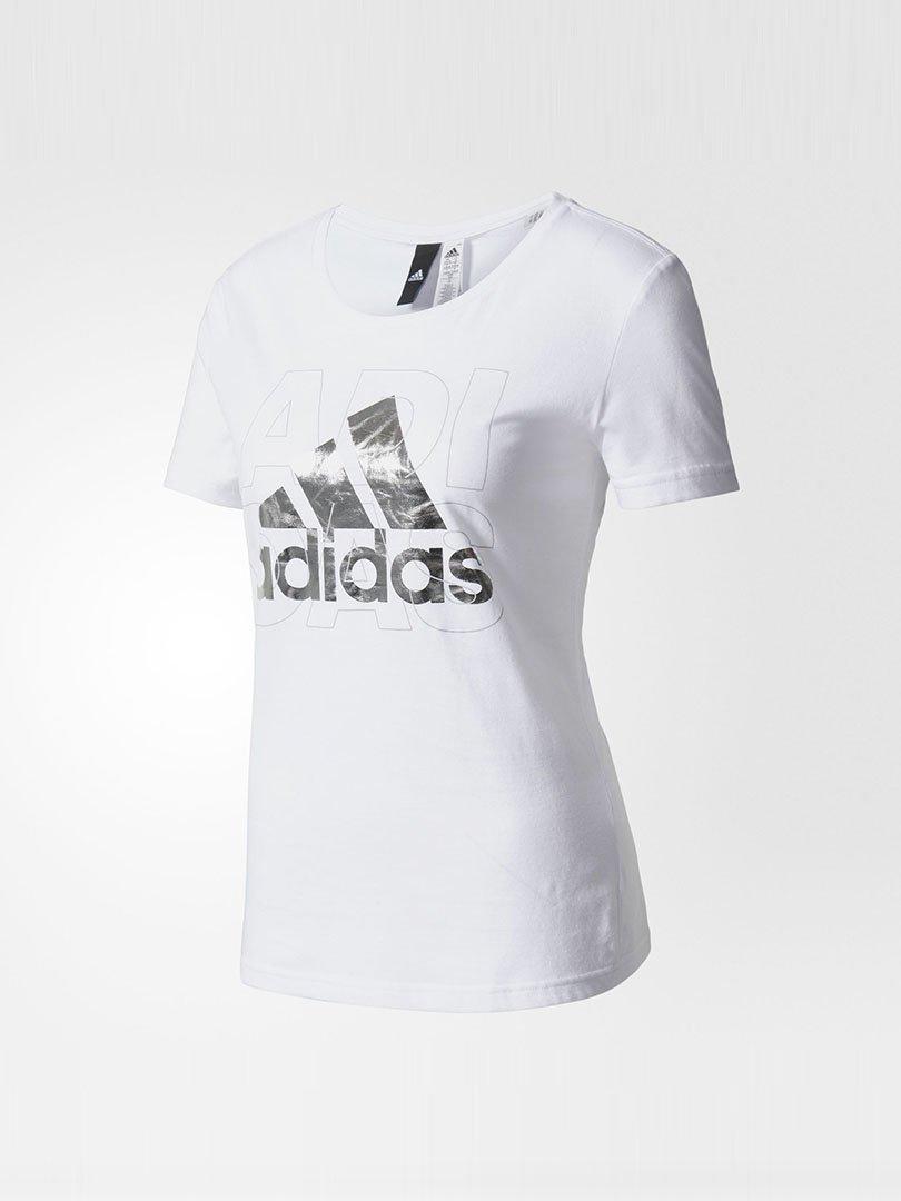 Camisa Foil Logo Tee - Adidas