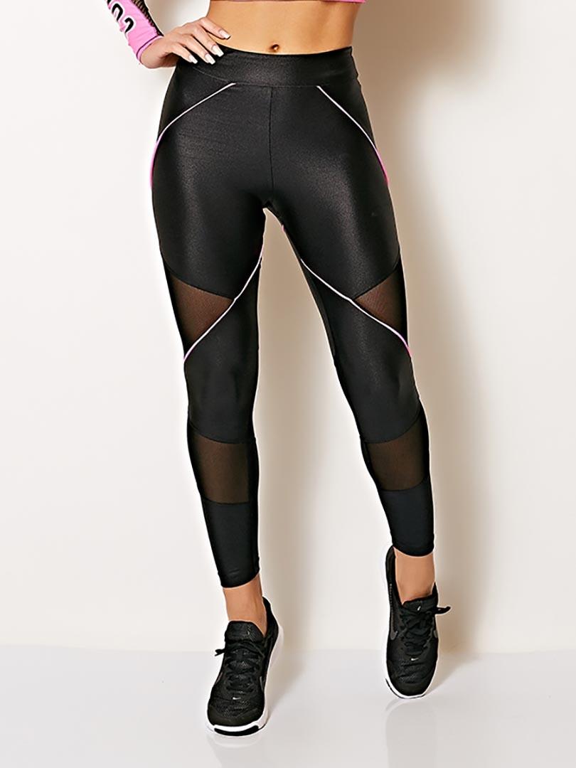 Calça Legging Fusô - Colcci Fitness