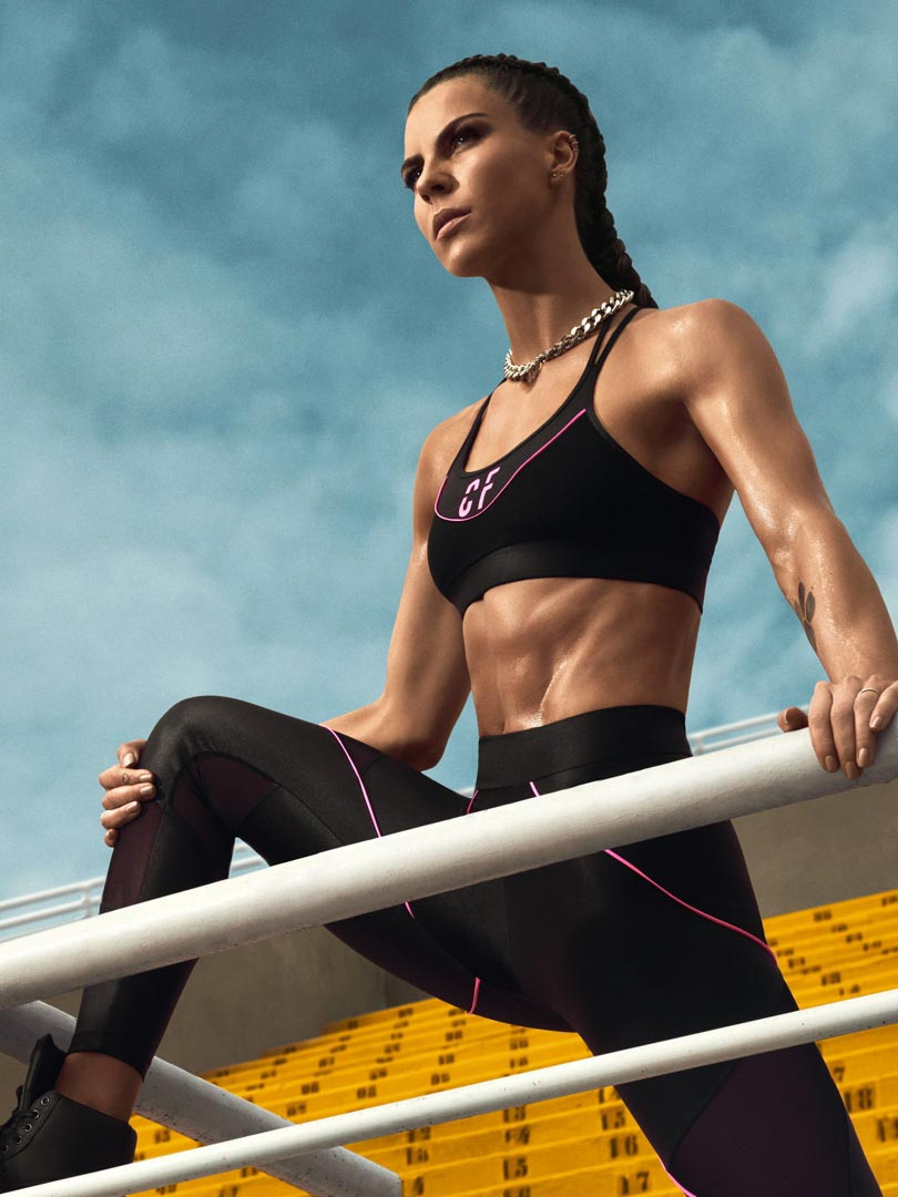 Top CF Tule Colcci Fitness