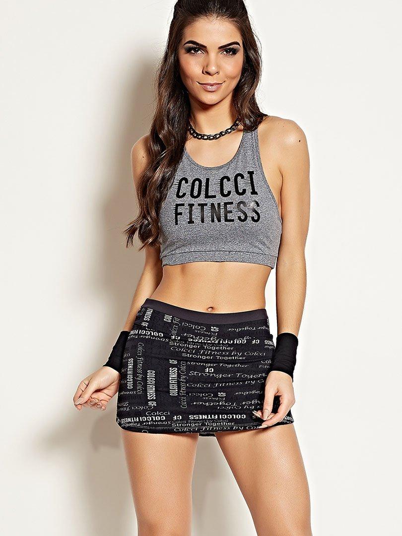 Top Colcci Mescla - Colcci Fitness