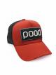 Boné Pood Fitness LifeStyle - Vermelho / Preto