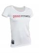 Camiseta Feminina de Treino Pood Fitness - Branca