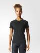 Camiseta Feminina Adidas D2M 3-Stripes
