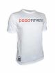 Camiseta de Treino Pood Fitness - Branca