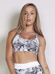 Top Estampado Floral - COLCCI FITNESS