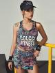 Shorts Saia Cobra - Colcci Fitness