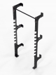 Power Rack Wall - Pull Up Simples