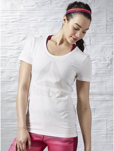 Camiseta Brand Foil - Reebok