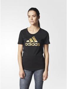 Camiseta Estampada Foil Logo - Adidas