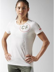 Camiseta CrossFit Graphic Perforated - Reebok
