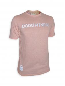 Camiseta de Treino Pood Fitness - Rose