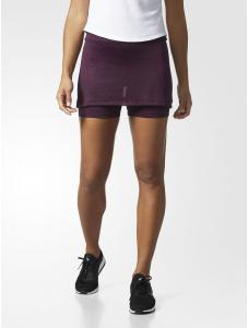 Shorts-Saia Workout Estampa Geométrica - Adidas
