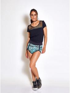 Shorts Estampado - Colcci Fitness
