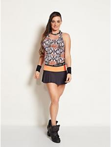 Shorts Saia Colcci Fitness Preto - Colcci Fitness