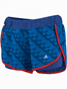 Short Duplo Grafica Wkt - Adidas