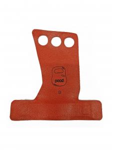 Pood Palm Grip 3 Furos Vermelho - Par