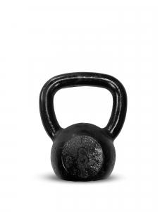 Kettlebell Ferro Preto 8kg - Next Fitness