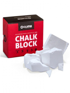 Magnésio Chalk Block - 4CLIMB