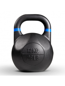 Pood Competitive Kettlebell 12KG - Azul