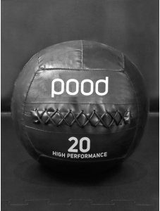 Pood Medicine Balls 20lb - High Performance