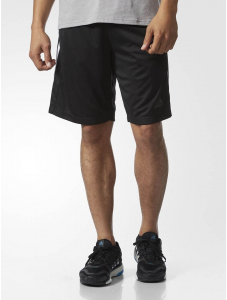 Shorts D2M 3-Stripes Masculino Adidas