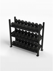 Suporte Dumbbell 1150 (03 Andares)