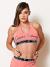 Top Colcci Fitness - Rosa