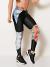 Calça Legging Stripes T - Colcci Fitness