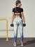 Calça Legging Fusô Jeans - Colcci Fitness