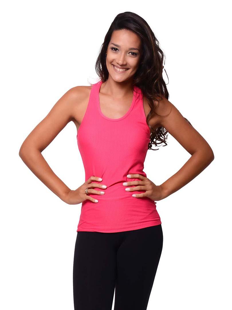 Camiseta Fitness Bambu - CCM GYM DELUXE