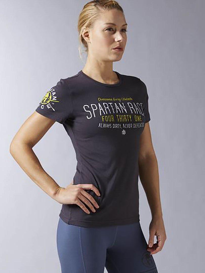Camiseta Spartan Race Triblend Manga Curta - Reebok