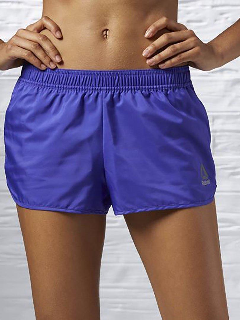 Shorts Workout Ready Stacked Logo Woven - Reebok