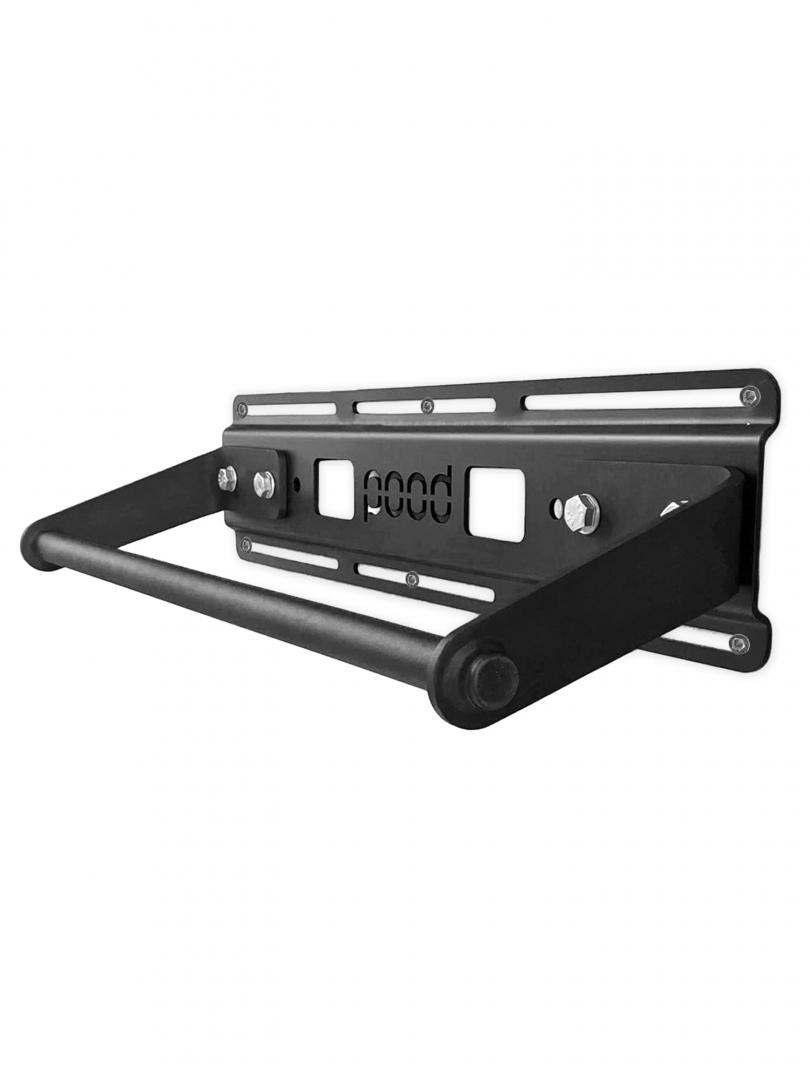 Barra Fixa (Pull-Up) de Parede 85cm