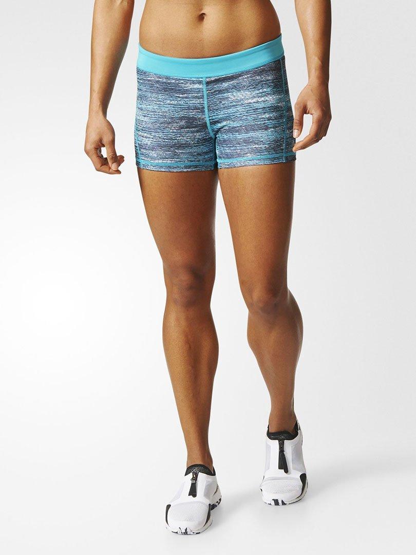 Shorts Compressor Techfit Base 3 in Heather - Adidas