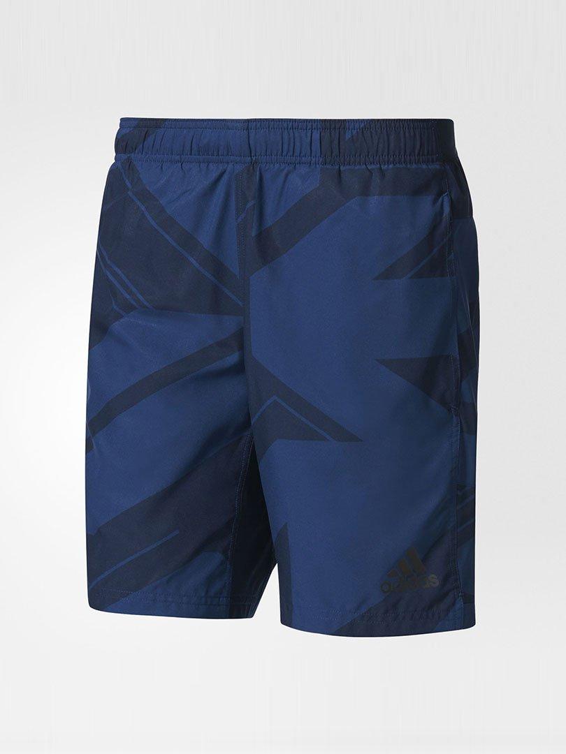 Shorts Duplo Speed Climacool - Adidas