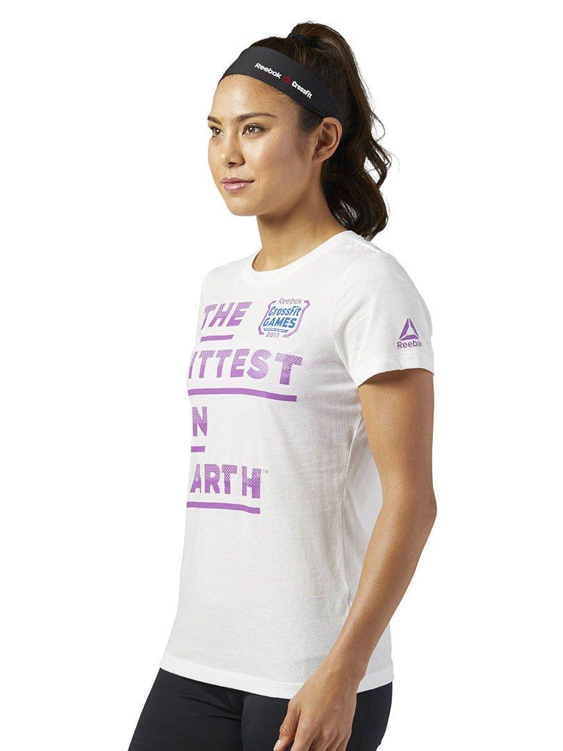 Camiseta Rcf Games - Reebok