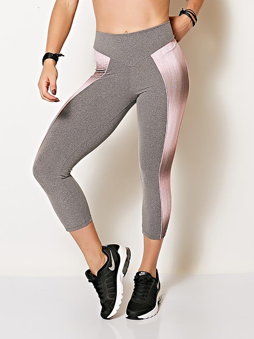Calça Legging Recorte - Colcci Fitness