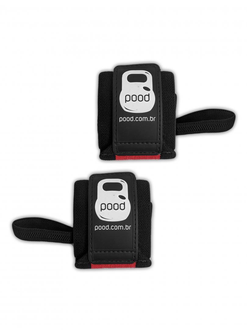 Munhequeira Cross Training Pood Wrist Wrap 2.0 - PAR