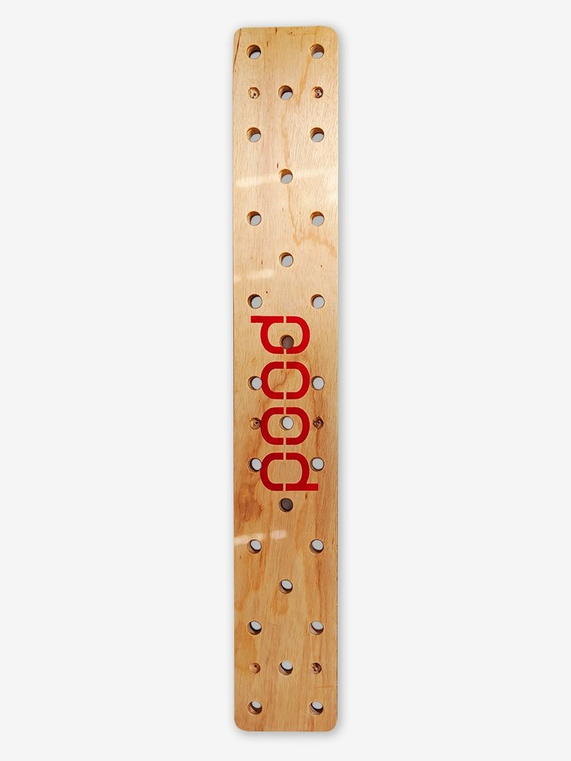 Pood Peg Board 200x30 - Grande