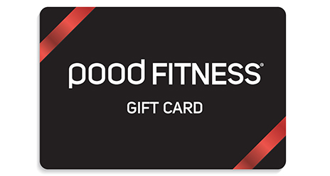 Gift-Card Pood Fitness