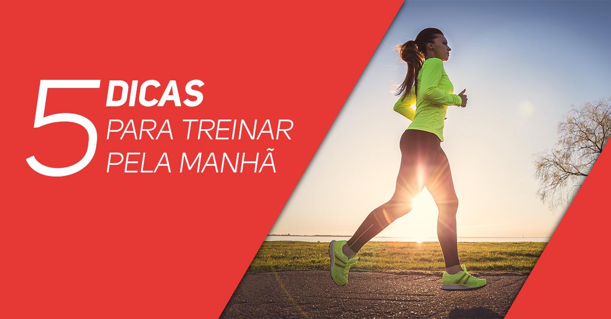 5 Razões para se exercitar pelas manhãs.