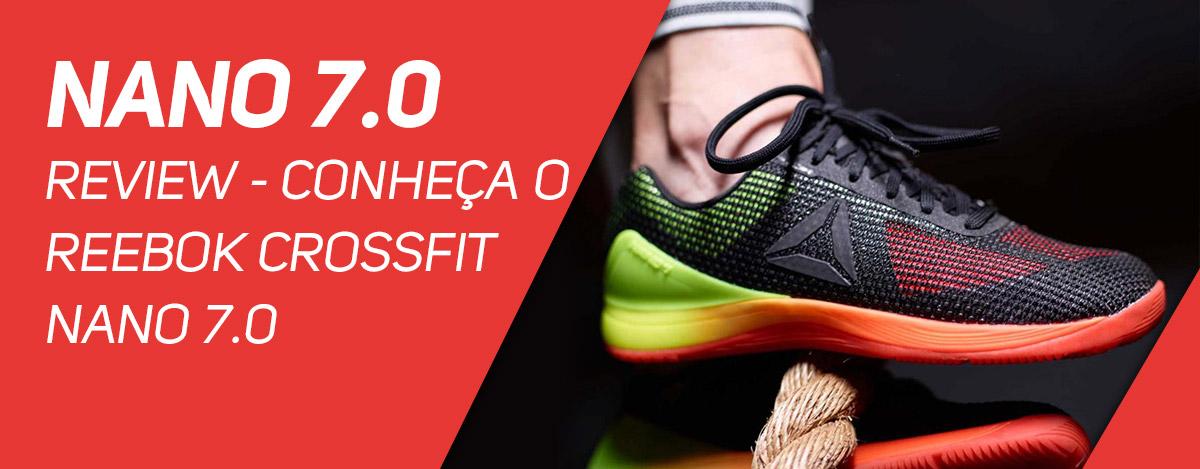 Conheça O Reebok Crossfit Nano 7.0 – Review Completo Pood Fitness