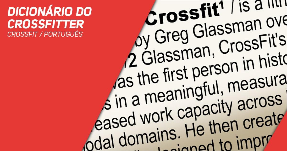 Dicionário Do Crossfitter